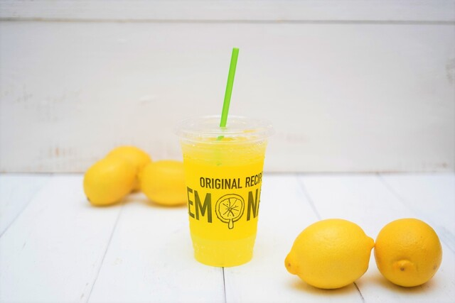 レモネードソーダ